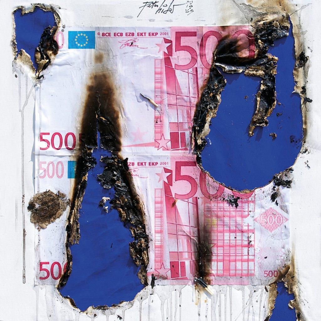 mille euro al mese la colpa